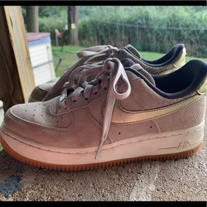 Women's Nike Air Force Ones